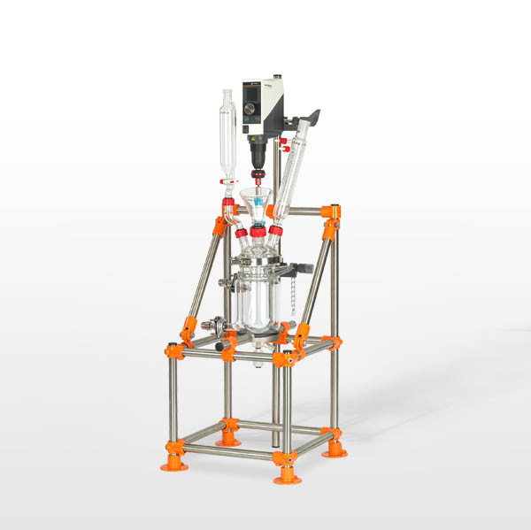 Custom Jacketed Reaction Systems
